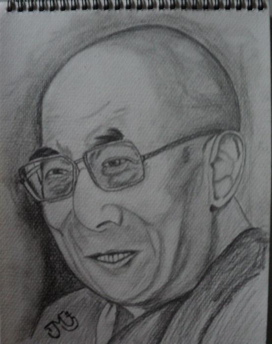 Dalai Lama par miguelg
